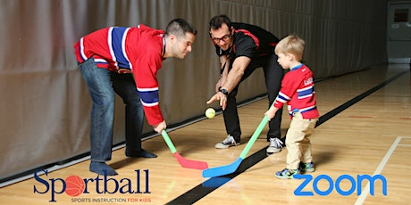 Sportball: HOCKEY class for 2-6yr olds tickets