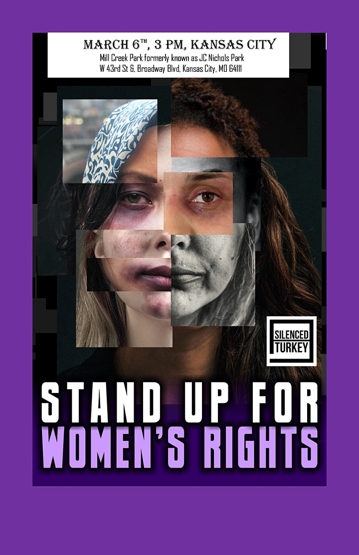 Stand Up For Women's Rights: Turkey image