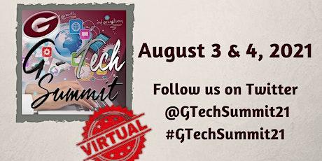 G-Tech Virtual Summit 2021 tickets