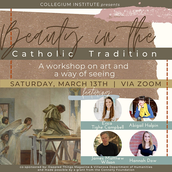 Beauty in the Catholic Tradition: A Workshop for High Schoolers image