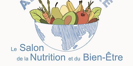 SALON DE LA NUTRITION MARSEILLE billets
