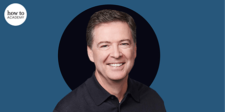 James Comey – Saving Justice | In Conversation With Peter Frankopan tickets