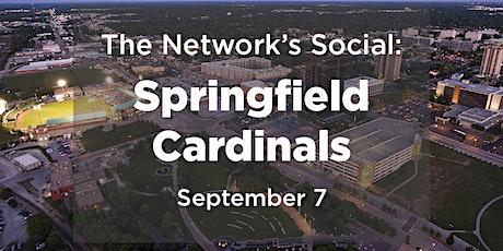 September Social: Springfield Cardinals tickets