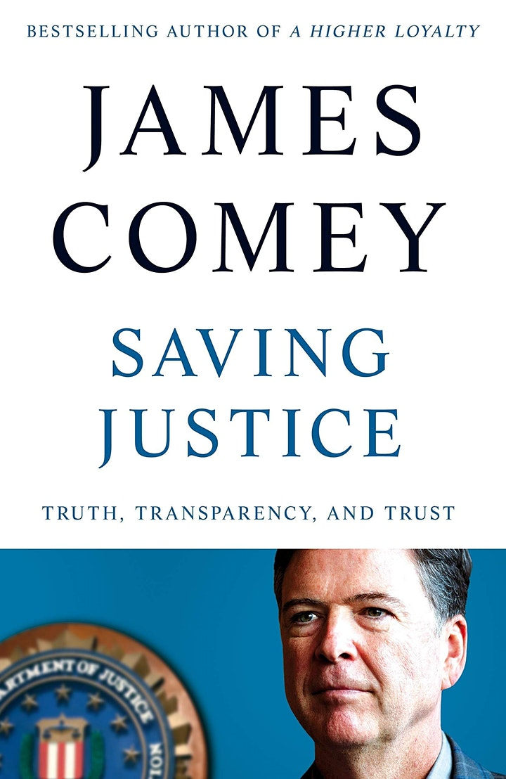 James Comey – Saving Justice | In Conversation With Peter Frankopan image