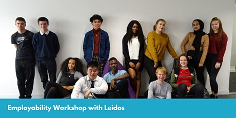 Employability Workshop with Leidos tickets