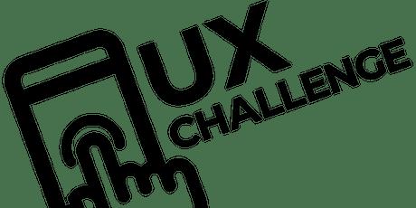 UX Challenge: Final Event tickets