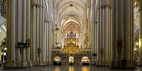 La Catedral de Toledo. Visita guiada en línea. boletos
