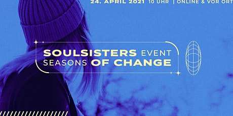 SOULSISTERS Event - Seasons of Change Tickets