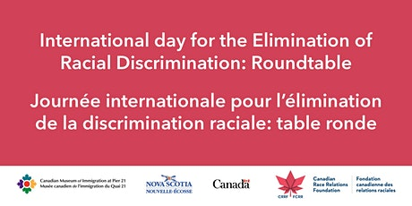 Roundtable: International Day for the Elimination of Racial Discrimination tickets