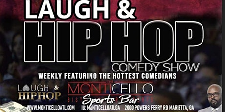 LAUGH FIESTA COMEDY SATURDAYS AT MONTICELLO tickets
