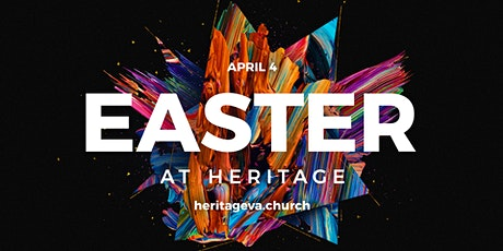 Easter at Heritage tickets
