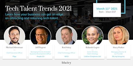 Tech Talent Trends 2021 tickets