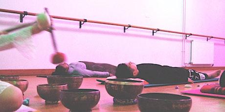 Yoga & Sound Therapy Chakra Healing tickets