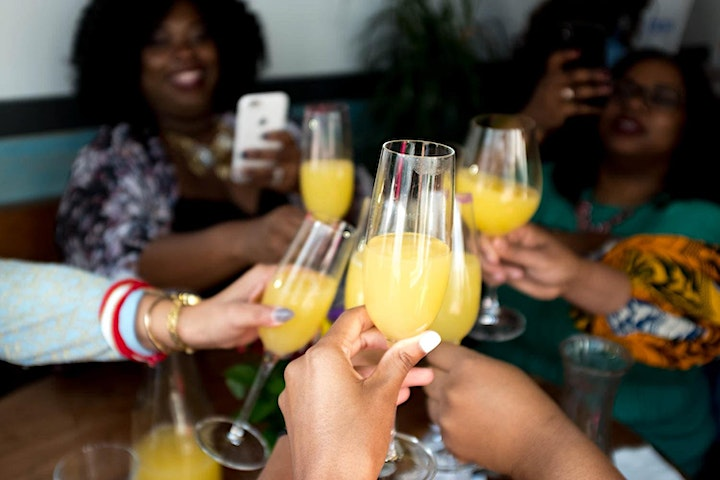 Woman In Media Networking Brunch Event image