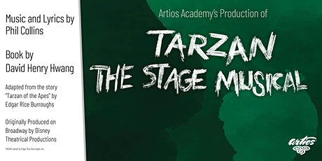 TARZAN: The Stage Musical tickets