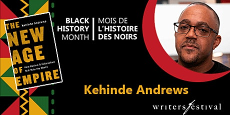 Kehinde Andrews,  The New Age of Empire tickets