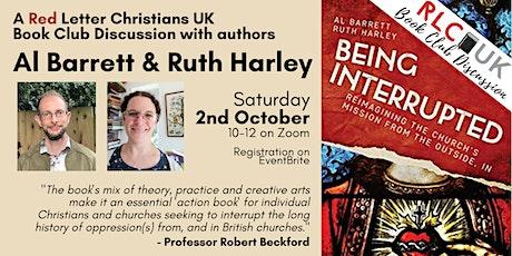 RLC UK Book Club: Being Interrupted w/ Al Barrett & Ruth Harley tickets