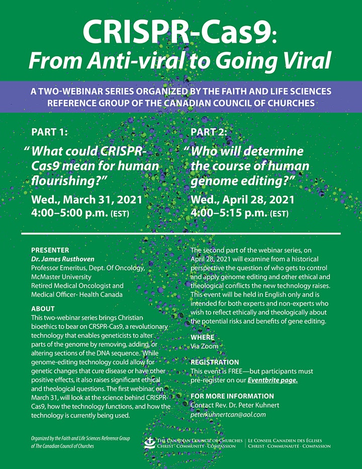 CRISPR-Cas9: From Anti-Viral to Going Viral image