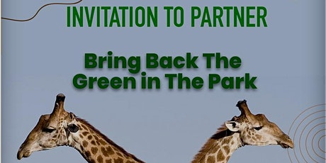 BRING BAK THE GREEN IN THE PARK tickets