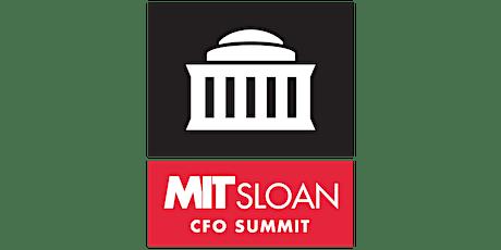 2021 MIT Sloan CFO Summit (A Hybrid Event) tickets