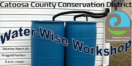 Water-wise Workshop tickets