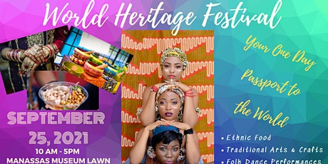 World Heritage Festival tickets
