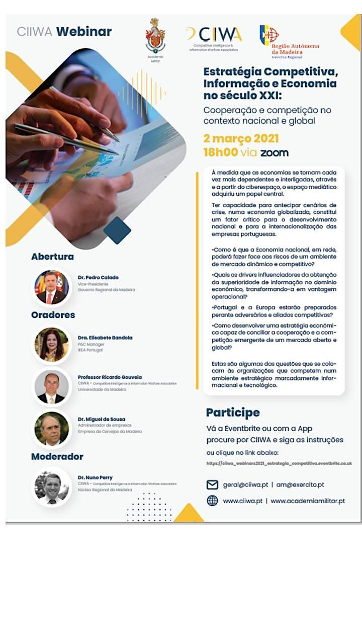 Estratégia Competitiva, Informação e Economia no século XXI image