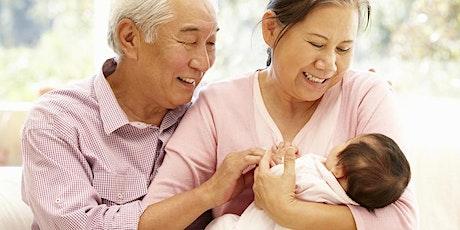 Virtual Grandparents Updates tickets