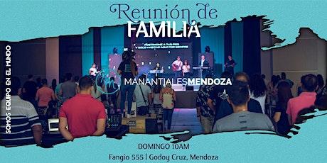 Reunión de familia | ICM Mendoza entradas