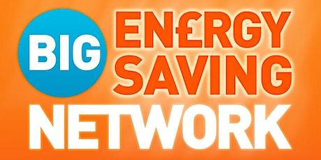 Big Energy Saving Network Coffee Chat tickets