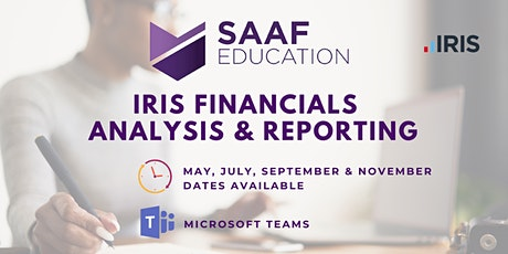 IRIS/ PS Financials: Analysis and Reporting (SAAF108) tickets