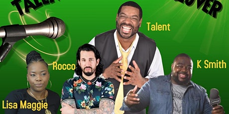5CP Presents Talent's Comedy Takeover tickets