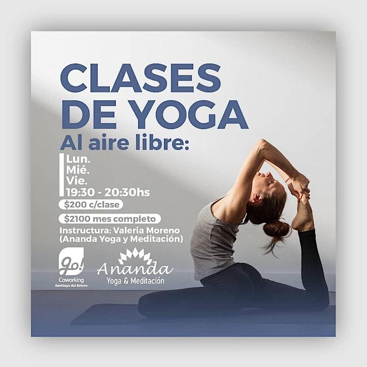 Imagen de Yoga en Go