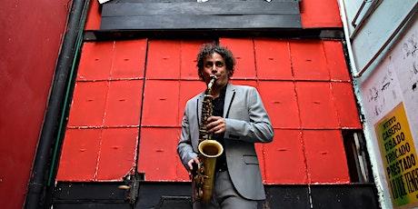 Bernardo Monk Mendoza Quartet entradas