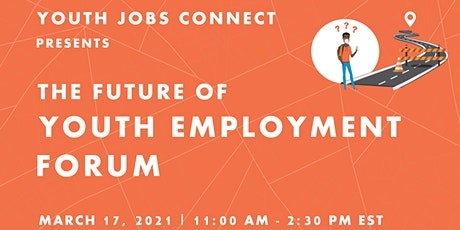 Future of Youth Employment Virtual Forum tickets