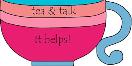 Pi Singles Tea & Talk morning tickets