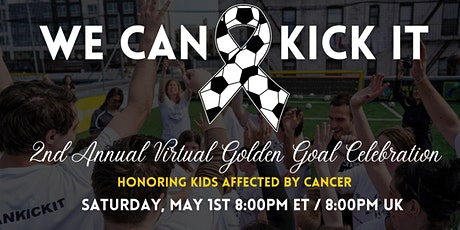 2nd Annual Virtual Golden Goal Celebration tickets