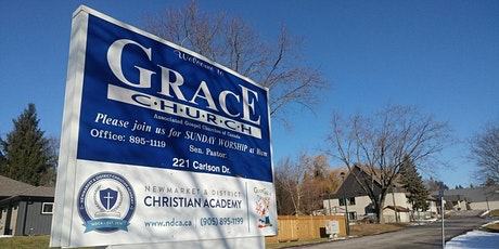 Grace Church In-Person Sunday Worship Service - Feb.28.2021 tickets