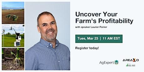 Uncover Your Farm's Profitability tickets