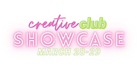 Creative Club Showcase tickets