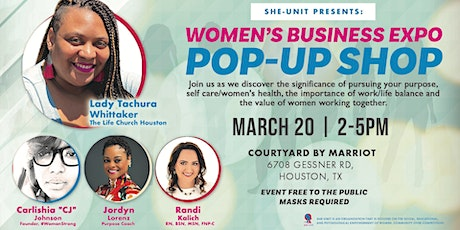 Women's Business Expo & Pop-Up Shop tickets