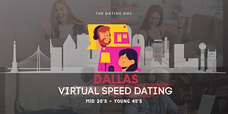 Dallas Video Speed Dating (All Ages - Paired by Age Group) tickets