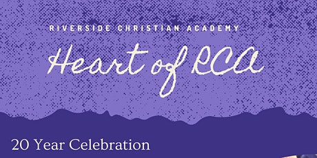 Heart of RCA - 20 Year Celebration tickets