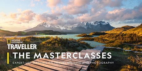 National Geographic Traveller: The Masterclasses online bilhetes