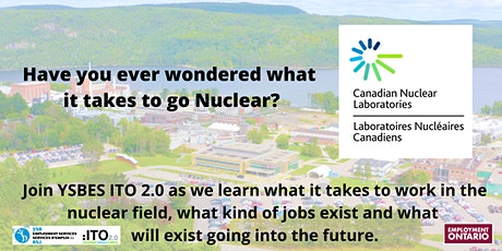 Canadian Nuclear Laboratories Career Info Session tickets