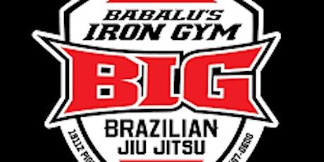 Babalu's Iron Gym tickets