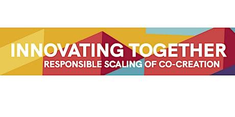 Co-Creating a European Co-Creation Roadmap tickets