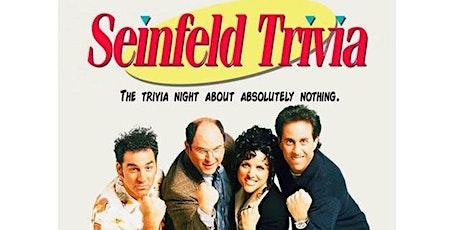 Seinfeld Trivia Night at Guac y Margys tickets