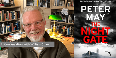 An Evening With Peter May In Conversation With William Shaw tickets