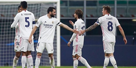 TOTAL SPORTEK]...!! MADRID REAL V ATALANTA LIVE ON UEFA 2021 tickets